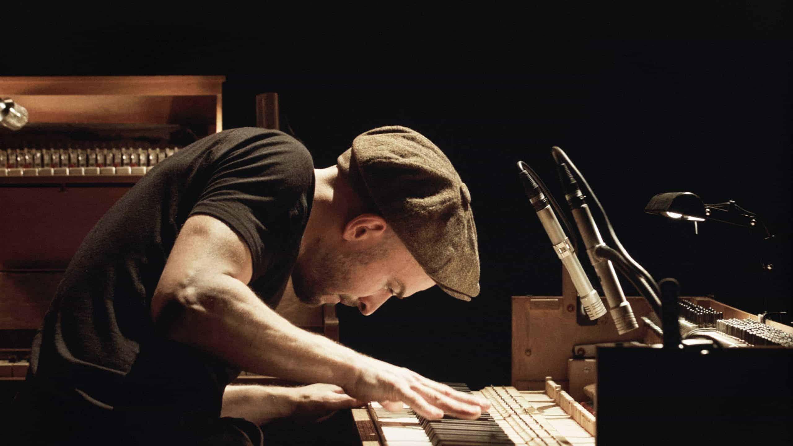 Nils Frahm Live im Funkhaus Berlin